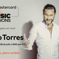 Diego Torres se integra a la colección de experiencias digitales en casa de Mastercard