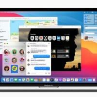 Apple presenta macOS Big Sur con un elegante y nuevo diseño