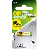 Pilas Alcalinas de alto voltaje de GP Batteries