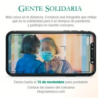 Banesco invita a retratar la solidaridad