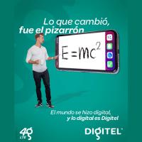 Digitel con su tecnología permite adaptarse a una nueva realidad