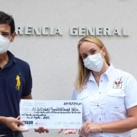 El VAAC realizó donativo a Casa Ronald McDonald