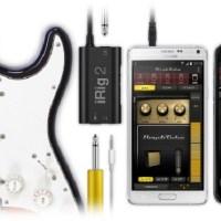iRig 2: La interfaz de guitarra móvil más popular de todos los tiempos está mejor que nunca