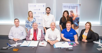 """Ahora los miembros de ConnectMiles podrán ayudar a niños con """"Donate Miles"""""""