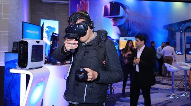 Intel lleva la realidad virtual al cine
