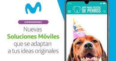 Telefónica Movistar apuesta  por los emprendedores con una oferta innovadora