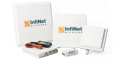 InfiNet Wireless se prepara para la era 5G aprovechando la banda de frecuencia de 6 GHz
