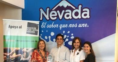 Productos Nevada recibe reconocimiento del Banco de Alimentos Panamá
