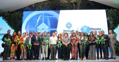 Premio Planeta Azul del Banco de Occidente
