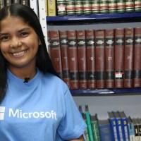 Microsoft impulsa el desarrollo de habilidades STEAM en niñas y docentes de Arauquita