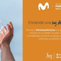 #aisladasnosolas, campaña contra la violencia de género