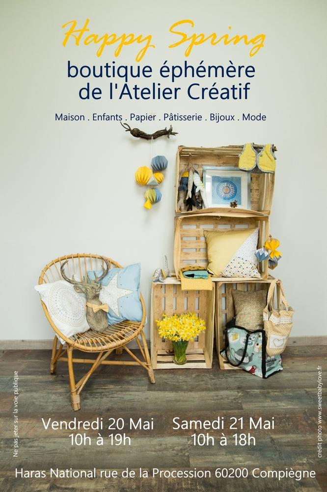 Vente de l'atelier Créatif