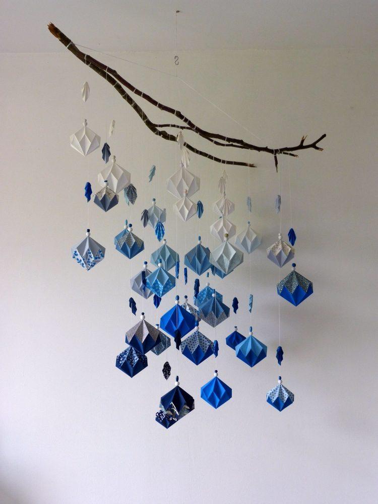 Une rivière de diamants en dégradé