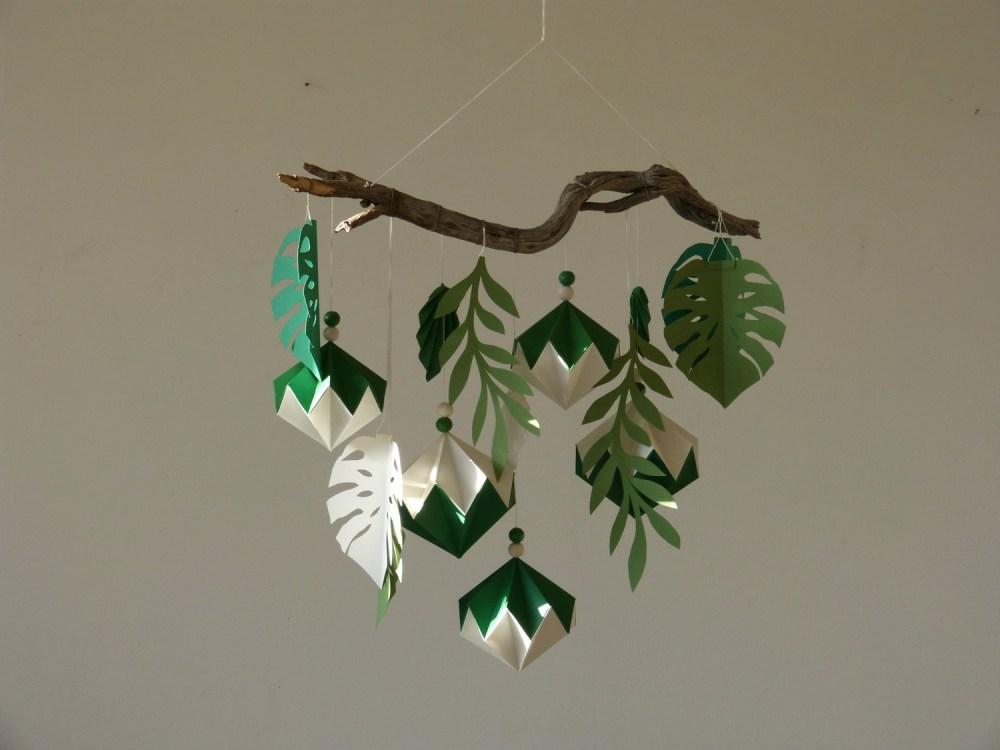 Green Mood, Jungle tropicale et vive le vert émeraude!