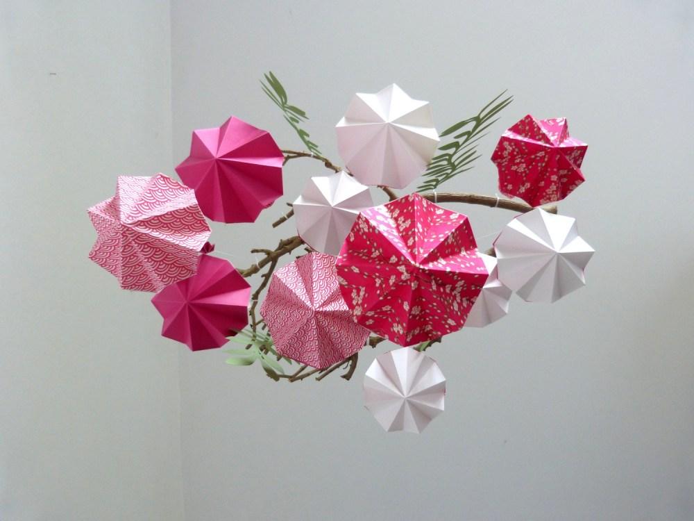 Ma rentrée en rose et Esprit Japon toujours!