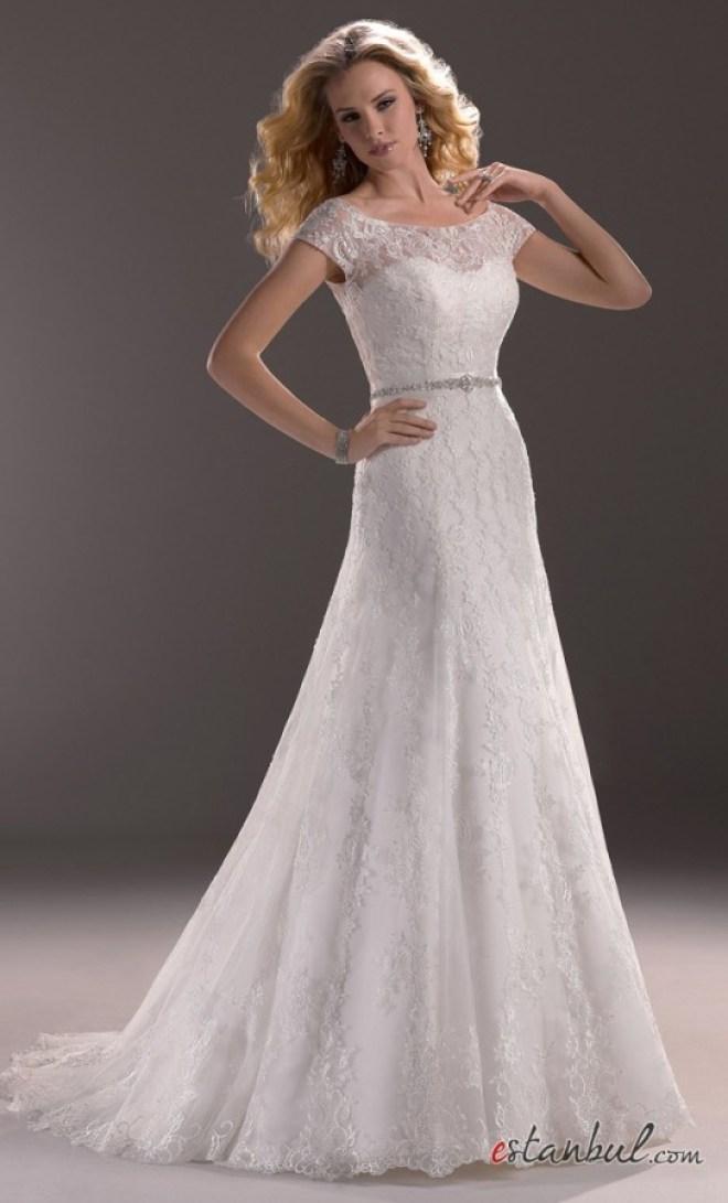 En-Güzel-2014-Sade-Gelinlik-Modelleri-2014-Simple-Bridal-Wedding-Dresses-13