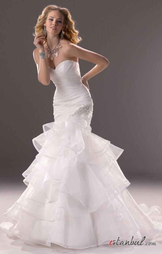 En-Güzel-2014-Sade-Gelinlik-Modelleri-2014-Simple-Bridal-Wedding-Dresses-2