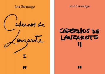 Novidade Porto Editora  Cadernos de Lanzarote de Jos
