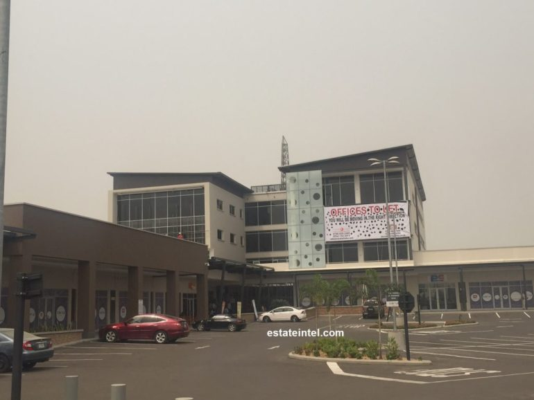 Circle Mall and Business Centre, Jakande Roundabout, Lekki Epe Expressway. Image Credit: Omololu Ibhahulu