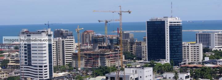 2014. Development: Eko Tower II, Victoria Island - Lagos.
