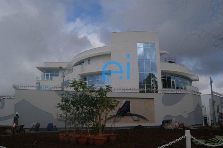 3 Floor Luxury Residential Development at No. 4 Modupe Alakija Street. Image Credit: estate intel. August 2016.