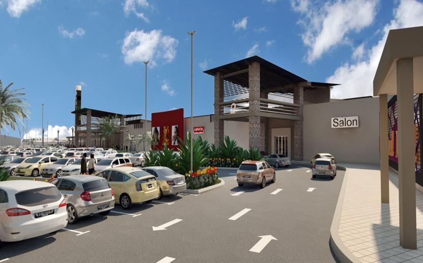 Festival Mall, Festac - Lagos. Image Source: UPDC