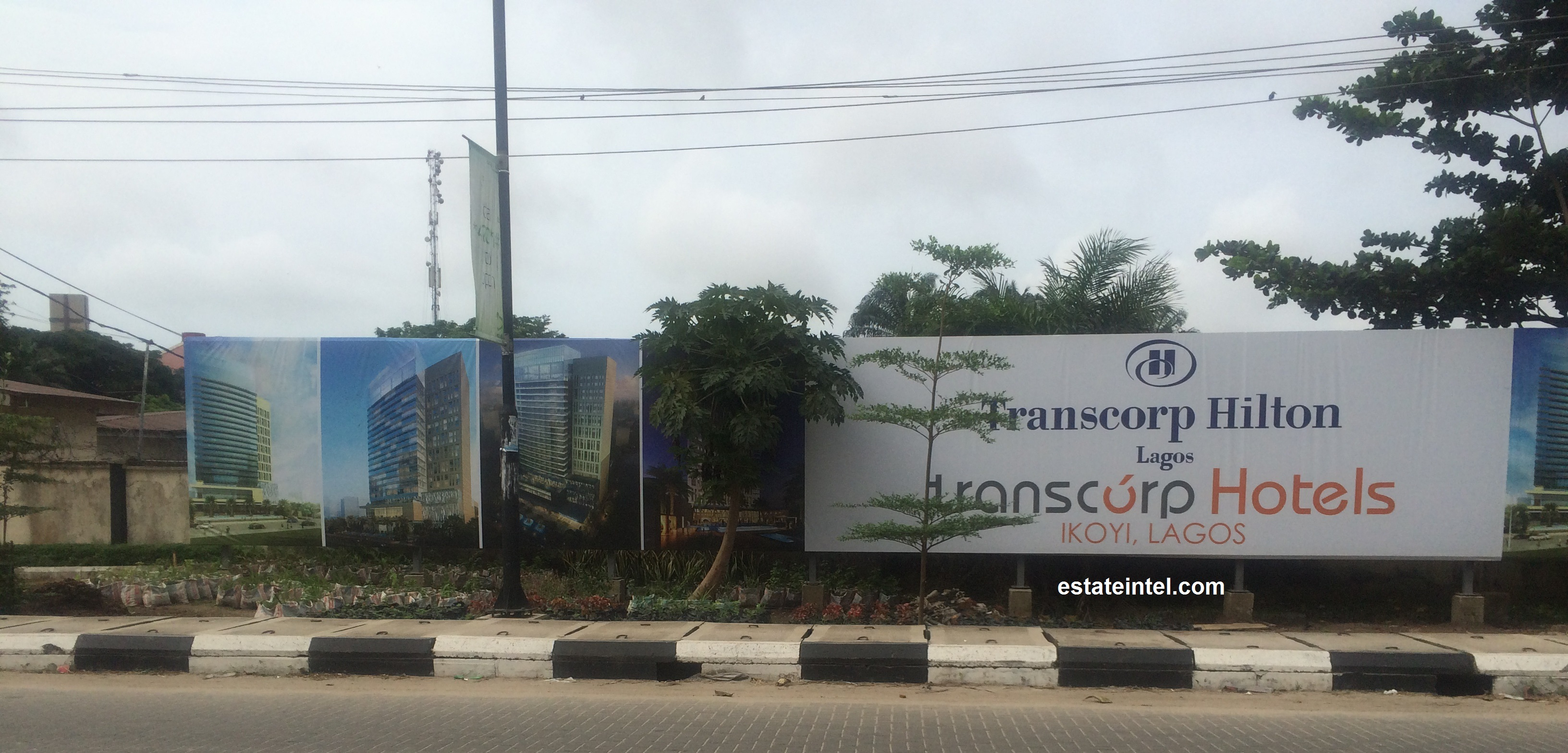 Transcorp Hilton Lagos, Ikoyi.