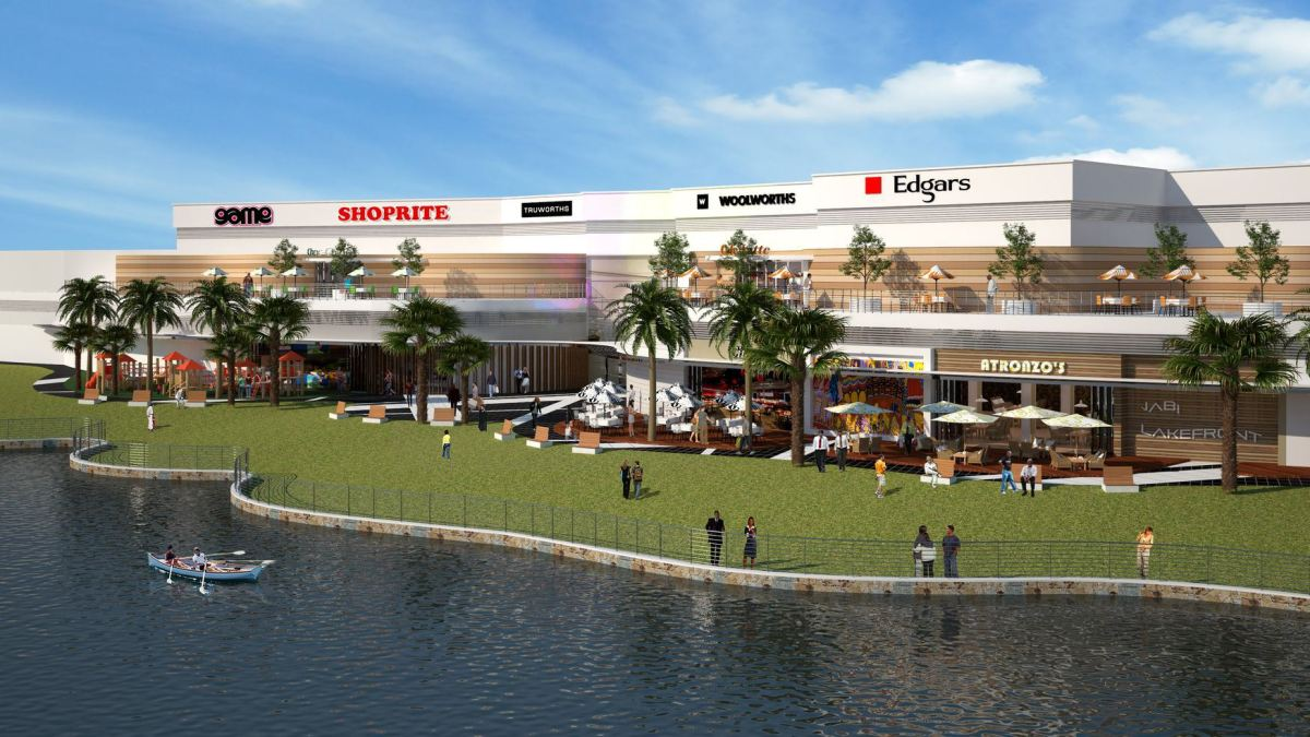 Jabi Lake Mall, Abuja. Image Source: jabilakemall.com