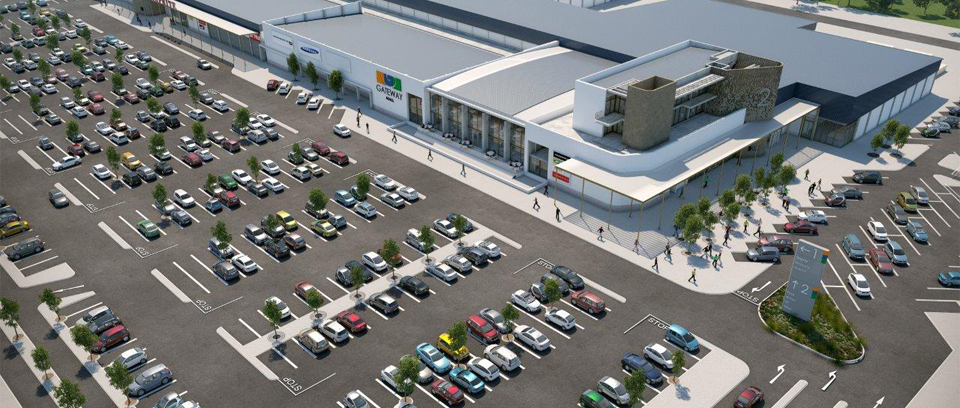 Gateway Mall Site, Lugbe - Abuja. Image Source: Novare Equity Partners