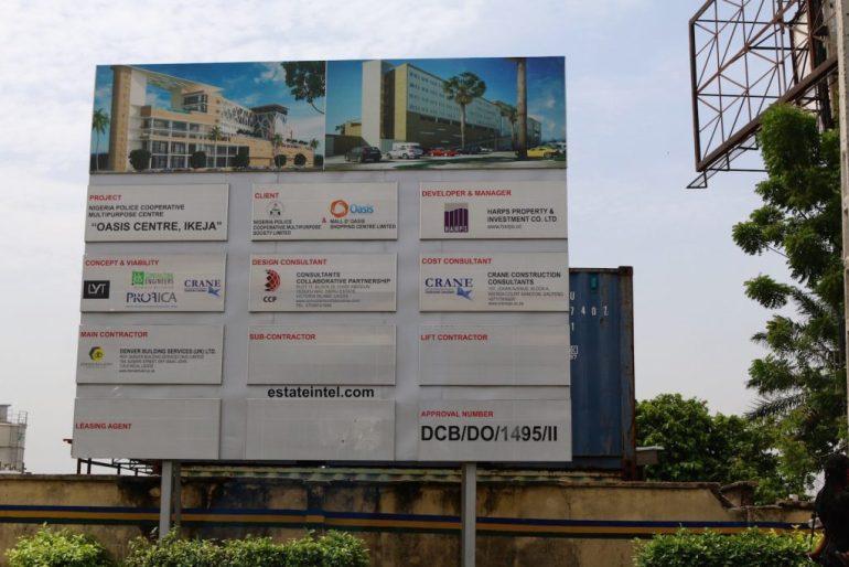 Oasis Centre, Mobolaji Bank Anthony Way - Ikeja - Lagos