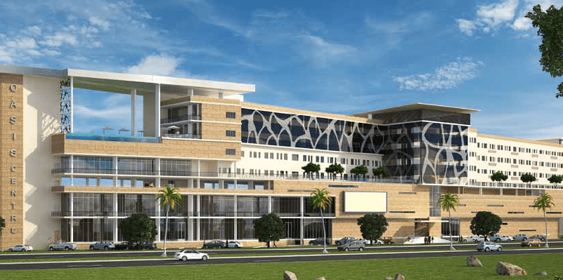 Update - Development: Oasis Centre (Retail & Hospitality), Ikeja