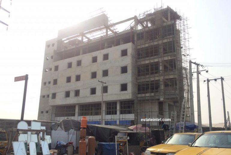 Office Building, Marwa Roundabout - Lekki Phase 1