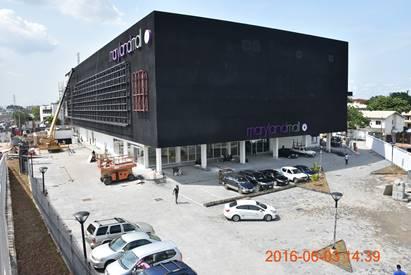 Maryland Mall. Ikorodu Road, Lagos. Image Source: Abimbola Oyebo.