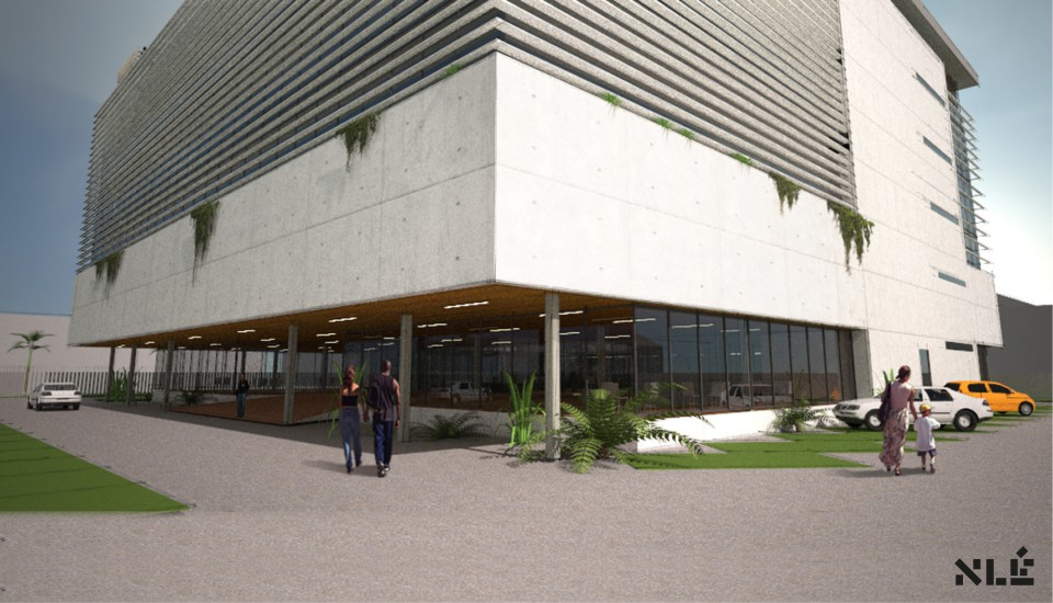21st Century Technologies Building, Admiralty Way, Lekki Phase 1, Lagos. Image Source: NLE