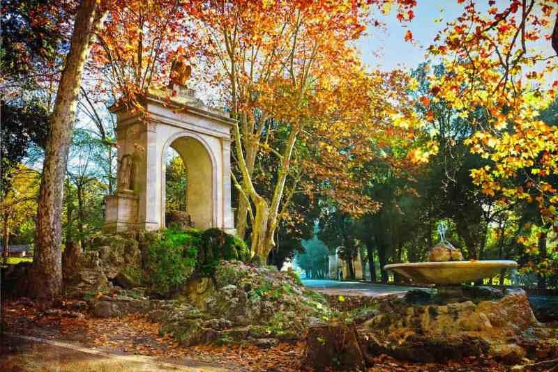 Ottobrata Romana - Villa Borghese