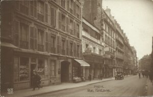 RUE FONTAINE PARIS