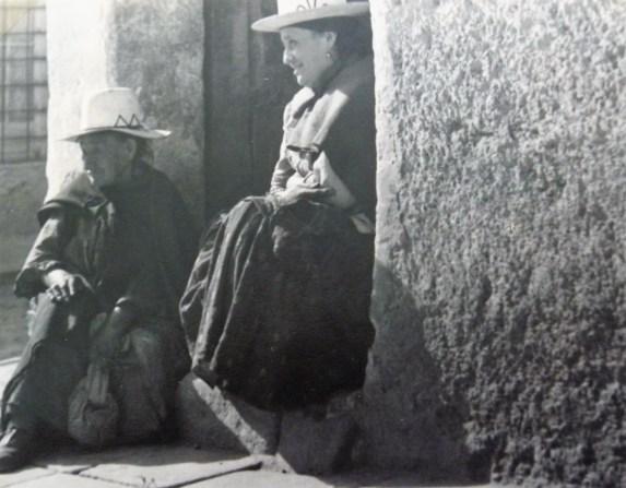 A vida cotidiana dos indígenas