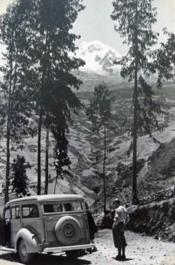 O pico mais alto el Ilampu