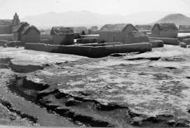Cruzando o Altiplano