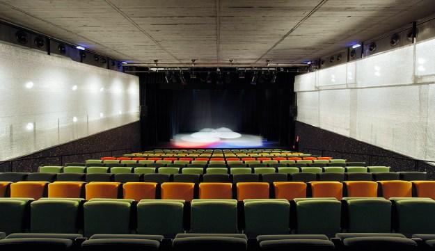 Teatro ARbolé de Zaragoza