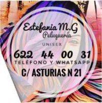 Estefania MG Peluquería