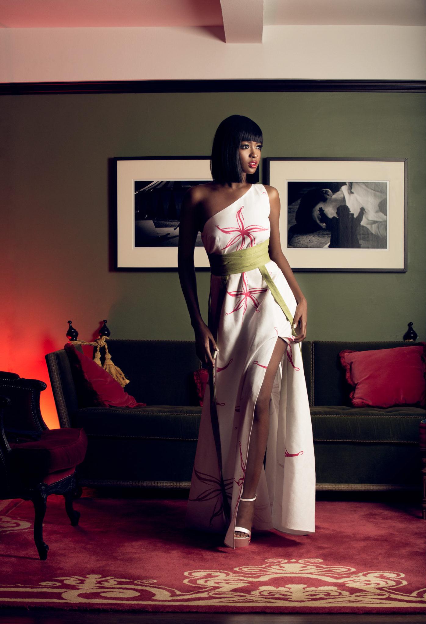 The Omalicha dress