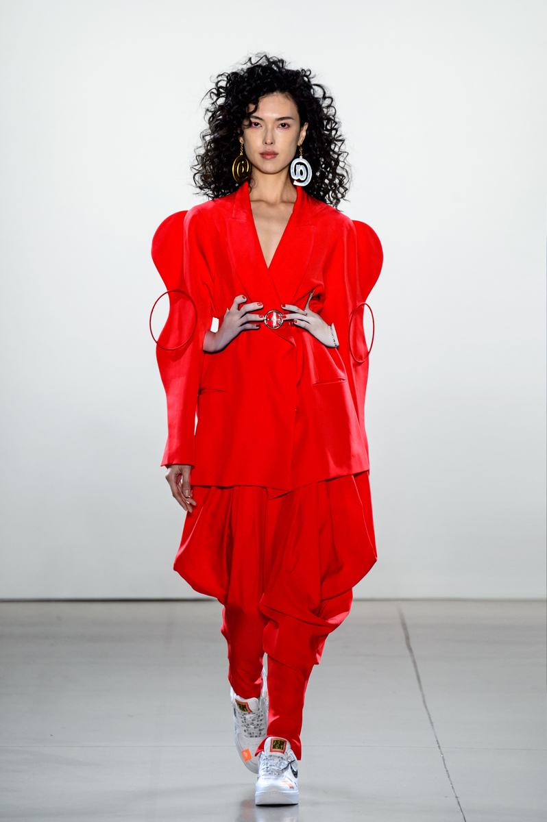 Estela on the Scene: JUST IN XX SS19 at NYFW