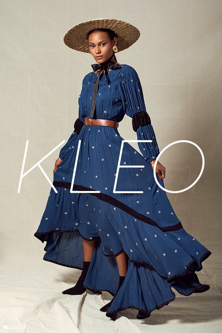 Estela Mag Fashion Digitorial: KLEO by Nadir Alcantara