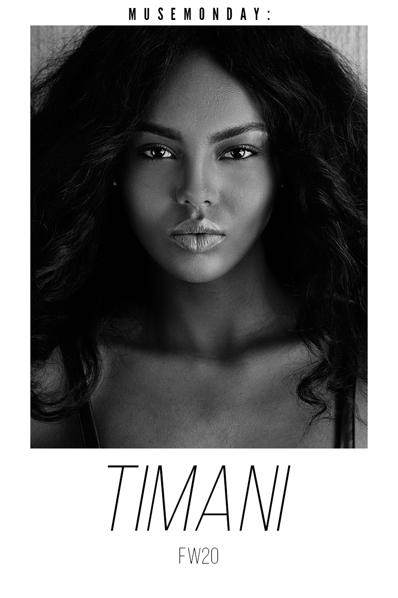 Estela Mag Muse Monday Fashion Test with Timani