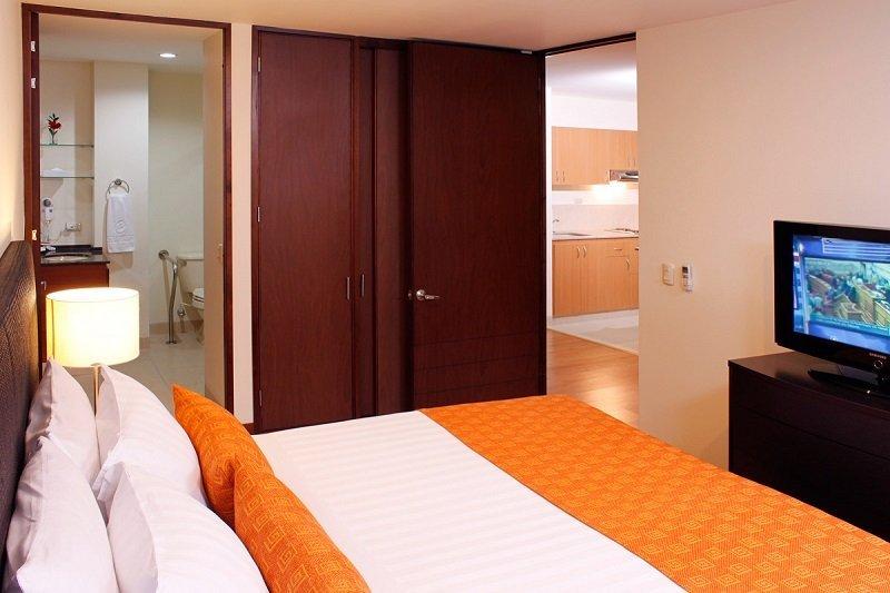Fotos Hotel ESTELAR Apartamentos Medelln en Colombia Web
