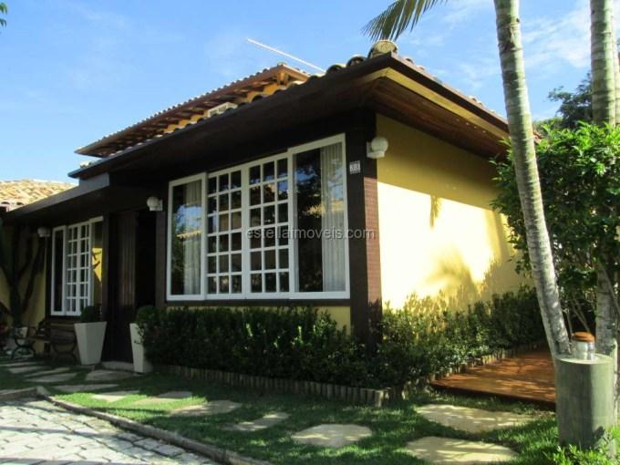 Venda – Casa 4 Quartos Ferradura/Búzios V60