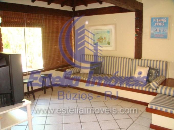 Temporada – Casa 3 Quartos João Fernandes / Búzios AT24