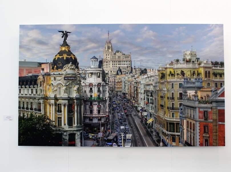 Gran Vía | Art Madrid 2018