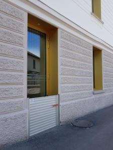 automazione e sicurezza a Ferrara paratia antiallagamento